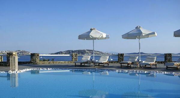 Holidays at Rocabella Mykonos Art Hotel in Agios Stefanos, Mykonos