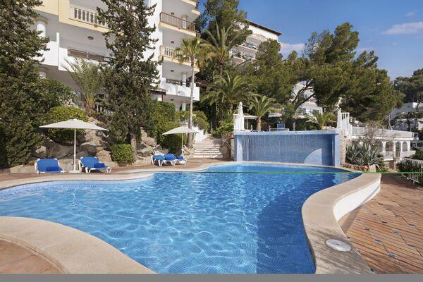 Holidays at Hotel Roc Illetas in Illetas, Majorca