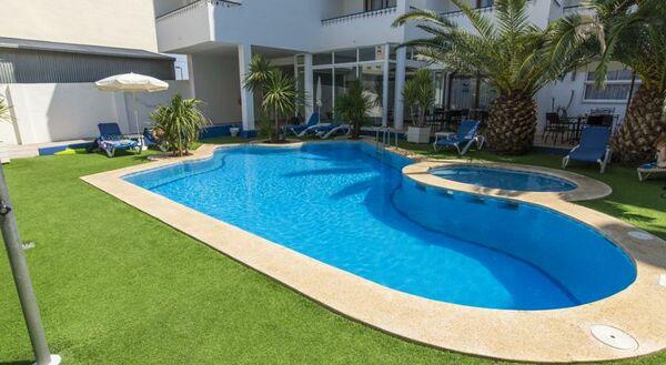 Holidays at Jaime I Peniscola Hotel in Peniscola, Costa del Azahar