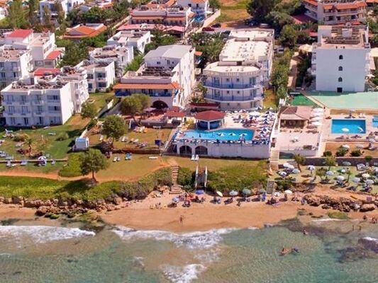 Holidays at Christiana Beach Hotel in Stalis, Crete