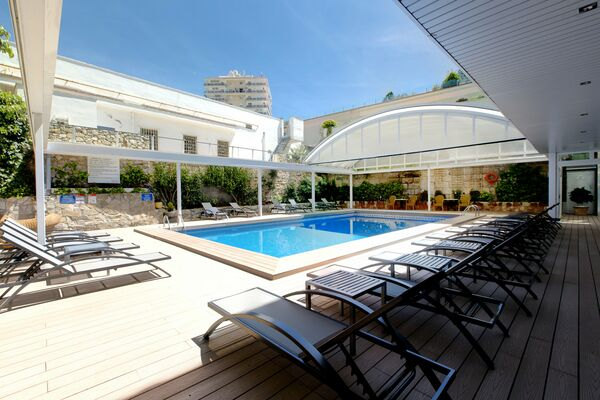 Holidays at Aguabeach Hotel - Adults Only in Palma Nova, Majorca