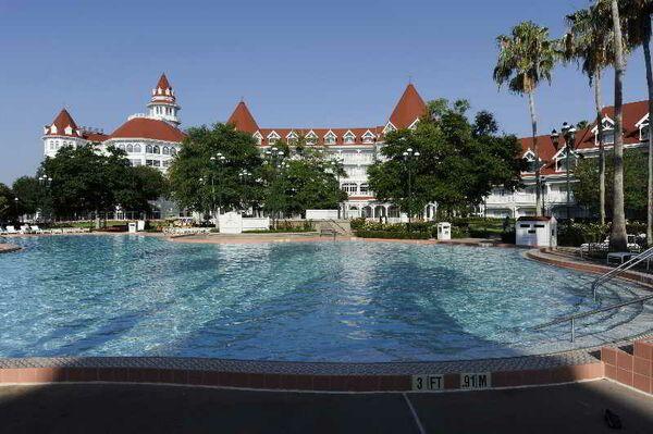 Holidays at Disney's Grand Floridian Resort in Disney, Florida