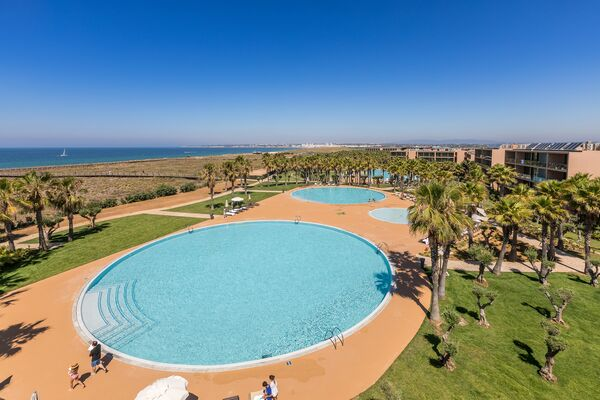 Holidays at Salgados Dunas Suites Hotel in Albufeira, Algarve