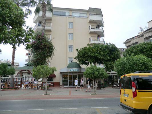 Holidays at Riviera Hotel in Alanya, Antalya Region