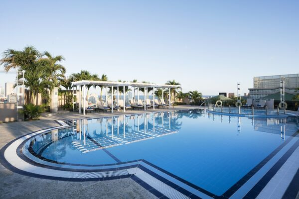 Holidays at Iberostar Parque Central Hotel in Havana, Cuba