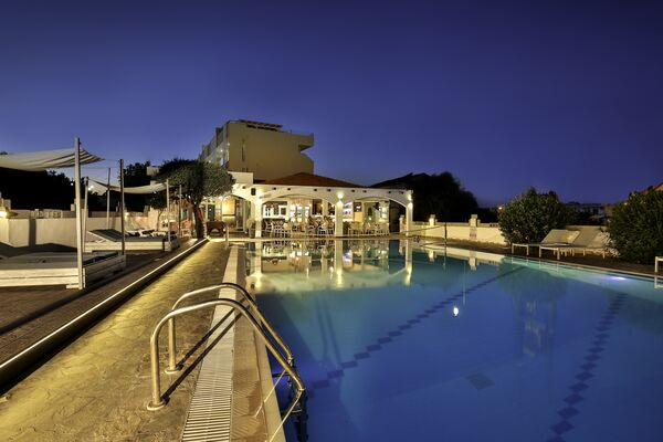 Holidays at Malibu Studios in Faliraki, Rhodes