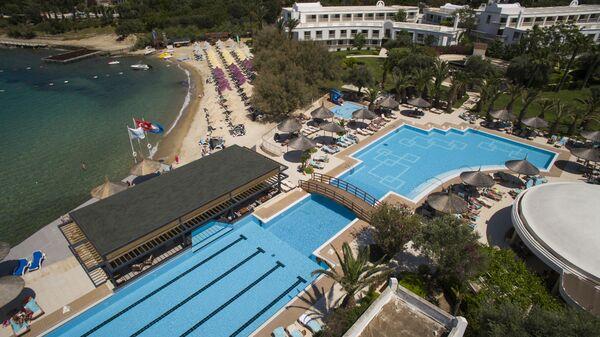 Holidays at Samara Hotel in Torba, Bodrum Region