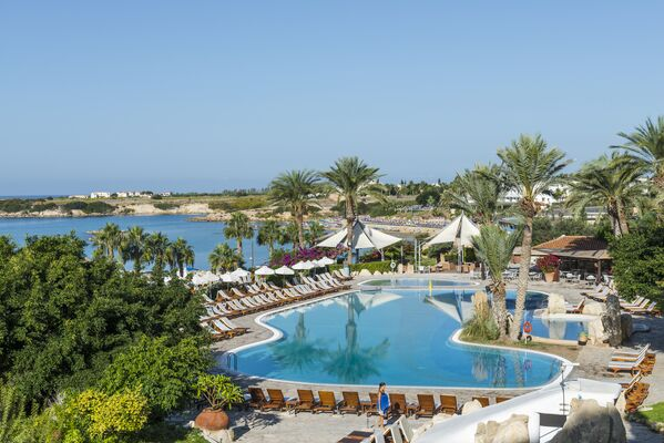 Holidays at Coral Beach Hotel and Resort in Coral Bay, Cyprus