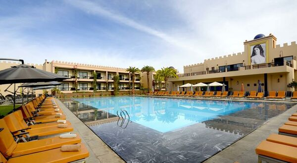 Holidays at Adam Park Hotel & Spa in Marrakech, Morocco