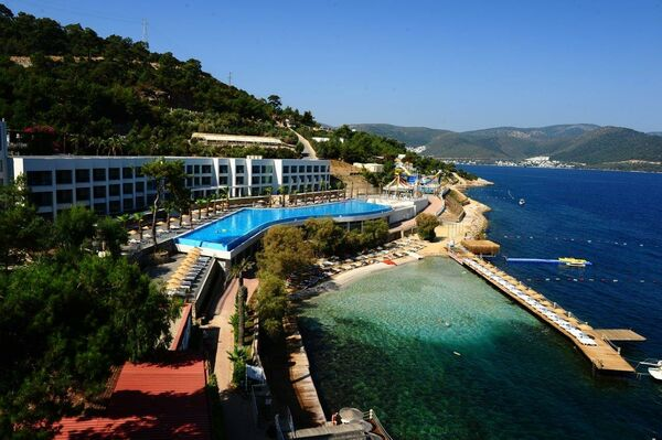 Holidays at Blue Dreams Resort in Torba, Bodrum Region