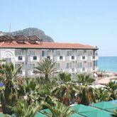 Holidays at Palmiye Beach Hotel in Alanya, Antalya Region