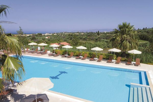 Holidays at Astra Village Hotel in Svoronata, Kefalonia