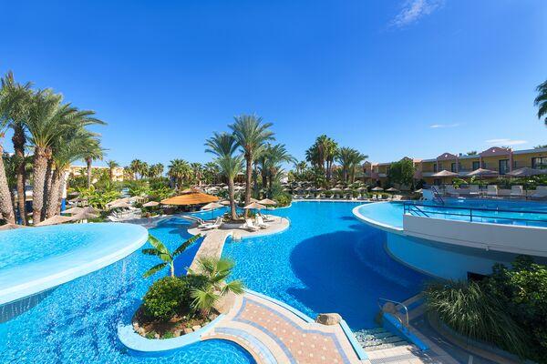 Holidays at Atrium Palace Thalasso Spa Resorts & Villas in Kalathos, Lindos