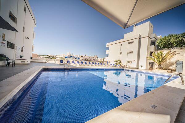 Holidays at Sun Beach Apartments in Santa Ponsa, Majorca