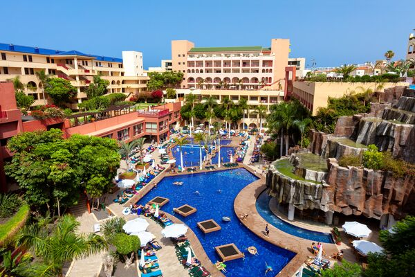Holidays at Best Jacaranda Hotel in Fanabe, Costa Adeje