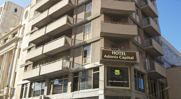 Holidays at Adonis Capital Hotel in Santa Cruz, Tenerife