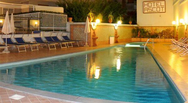 Holidays at Ascot Hotel in Sorrento, Neapolitan Riviera