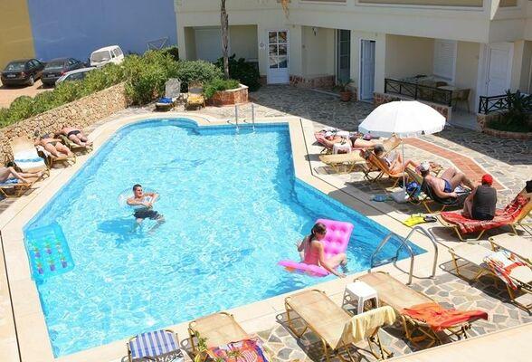Holidays at Villa Aphrodite Aparthotel & Studios in Stalis, Crete