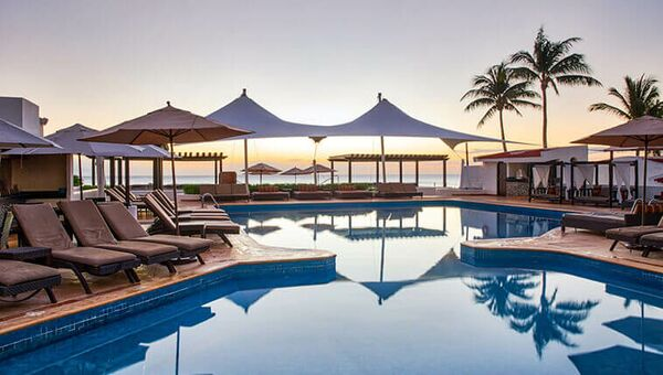 Holidays at GR Caribe By Solaris in Cancun, Mexico