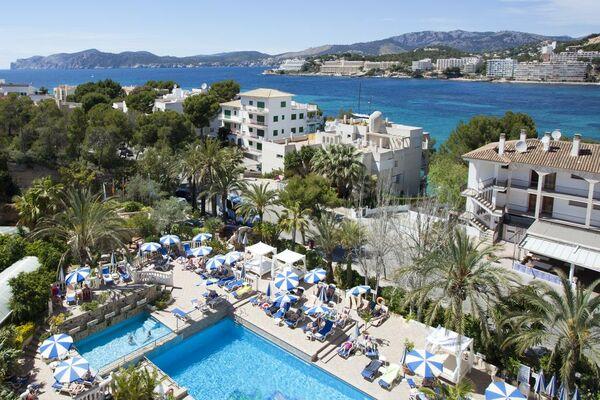 Holidays at Bahia Del Sol Hotel in Santa Ponsa, Majorca