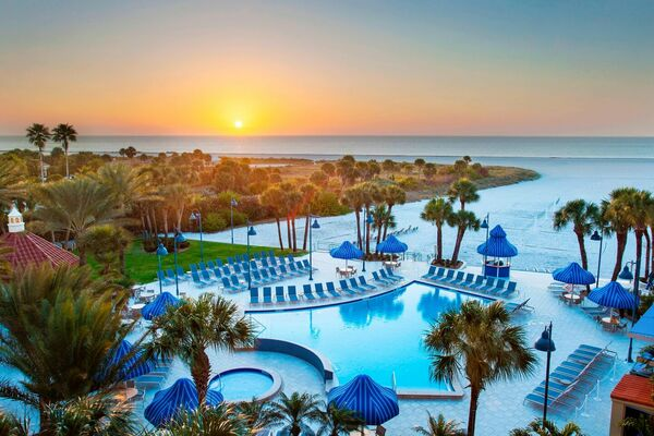 Holidays at Sheraton Sand Key Resort in Clearwater Beach, Florida