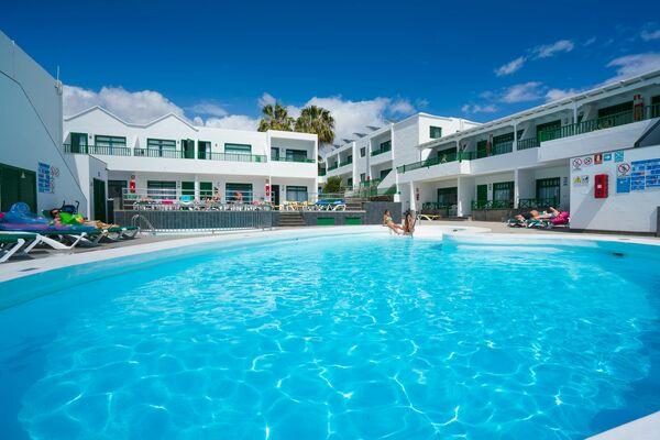 Holidays at Elena Apartments in Puerto del Carmen, Lanzarote