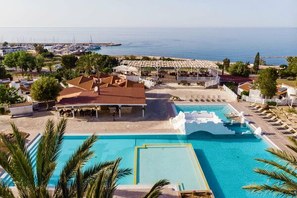 Holidays at Latchi Family Resort in Latchi, Cyprus