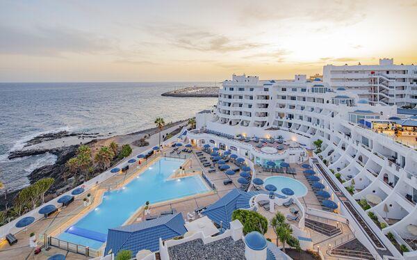 Holidays at Santa Barbara Ocean Club Hotel in Golf del Sur, San Miguel de Abona