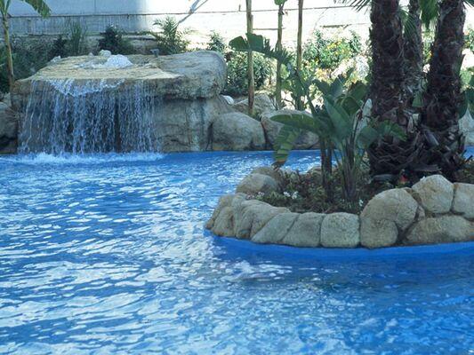 Holidays at Magic Atrium Beach Apartments in Cala Finestrat, Benidorm