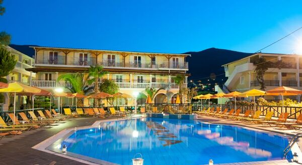 Holidays at Panorama Apartments in Alykes, Zante