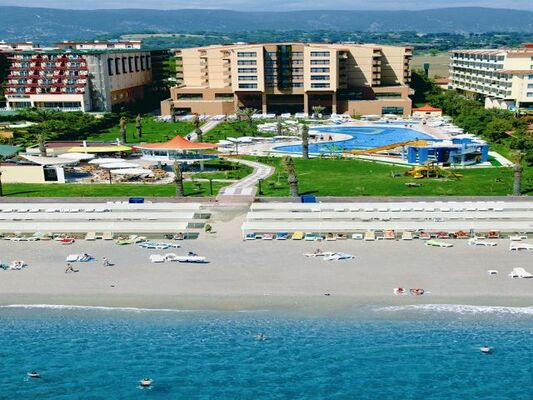 Holidays at Stella Beach Hotel in Okurcalar, Antalya Region