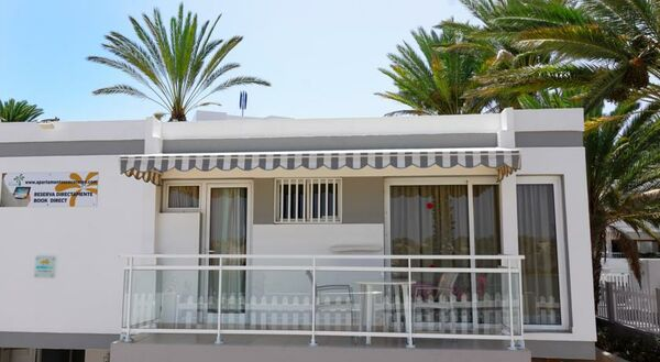 Holidays at Cocoteros Apartaments in Maspalomas, Gran Canaria