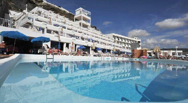 Holidays at Rocamar Apartaments in Puerto Rico, Gran Canaria