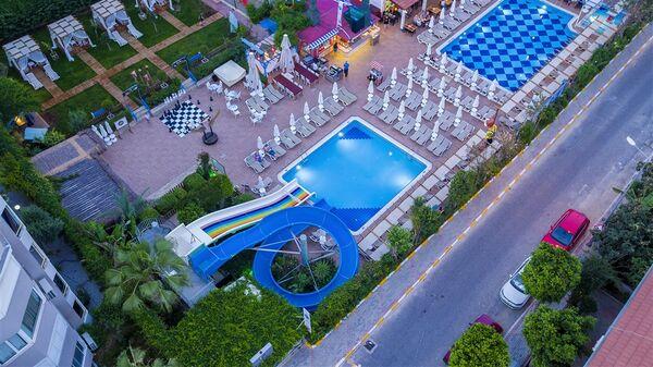 Holidays at Club Big Blue Suite Hotel in Alanya, Antalya Region