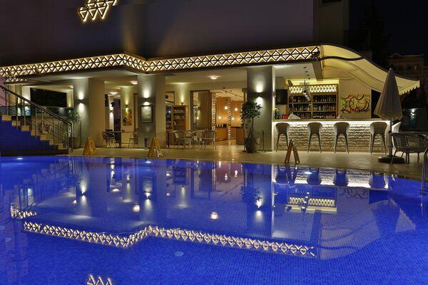 Holidays at Jan De Wit Design Hotel in Marmaris, Dalaman Region