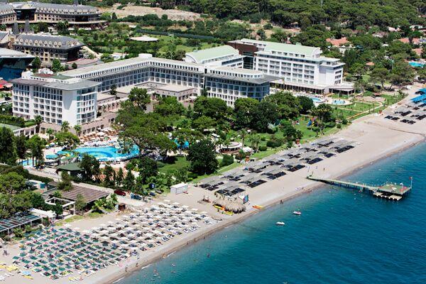 Holidays at Kilikya Palace Hotel in Goynuk, Kemer
