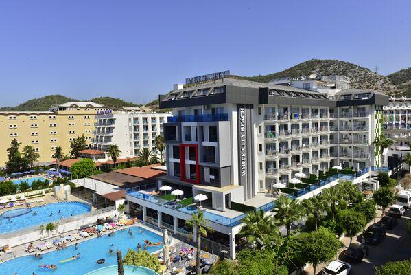 Holidays at White City Beach Hotel - Adults Only (16+) in Konakli, Antalya Region