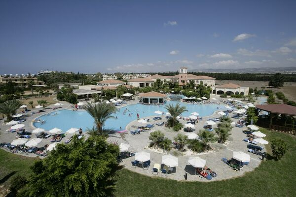 Holidays at Avanti Village Apartments in Paphos, Cyprus