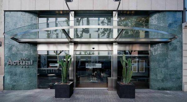 Holidays at Actual Hotel in Paseo de Gracia, Barcelona