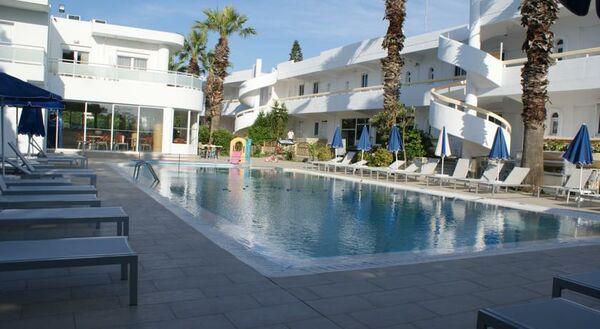 Holidays at Paleos Apartments in Ialissos, Rhodes