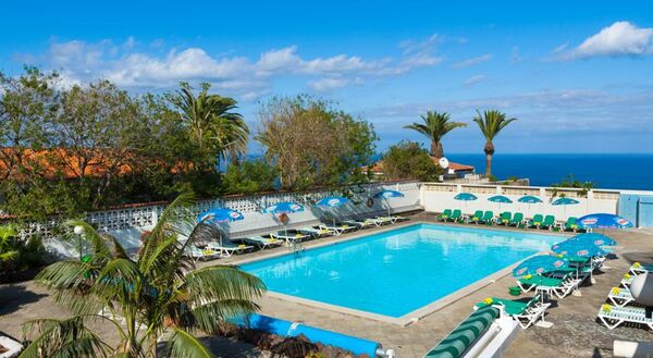 Holidays at Panoramica Garden Apartments in Los Realejos, Tenerife