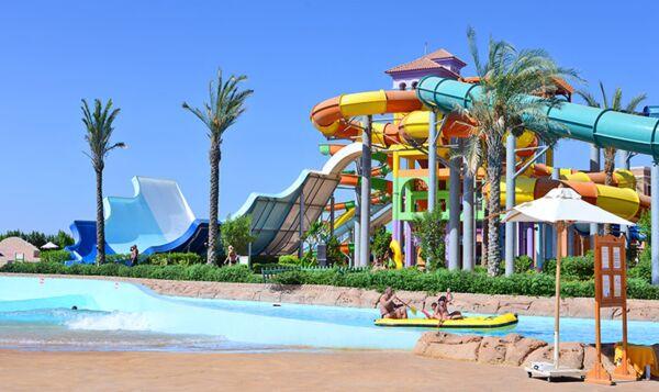 Holidays at Charmillion Club Aqua Park in Nabq Bay, Sharm el Sheikh