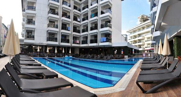 Holidays at Oba Star Hotel in Alanya, Antalya Region
