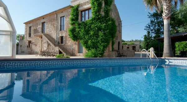 Holidays at Son Sama Hotel in Lluchmajor, Majorca