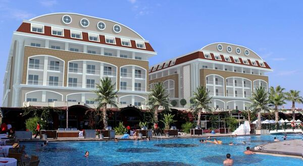 Holidays at Vera Mare Resort in Bogazkent, Belek