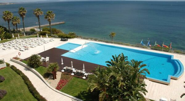 Holidays at Cascais Miragem Hotel in Cascais, Estoril