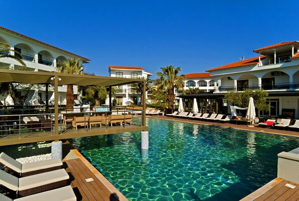 Holidays at Flegra Palace Hotel in Pefkohori, Halkidiki