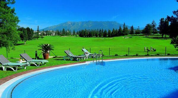 Holidays at Tamisa Golf Hotel in Mijas, Costa del Sol