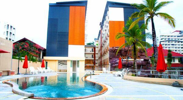 Holidays at Andatel Grande Patong Hotel in Phuket Patong Beach, Phuket