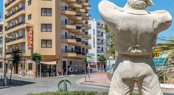 Holidays at Orosol Hotel in San Antonio, Ibiza
